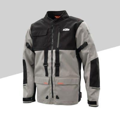 Tourrain WP Jacket fronte | Giglioli Motori