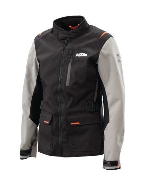 Woman Tourrain WP Jacket bianco | Giglioli Motori