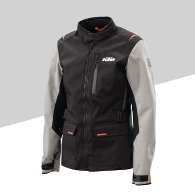 Woman Tourrain WP Jacket fronte | Giglioli Motori