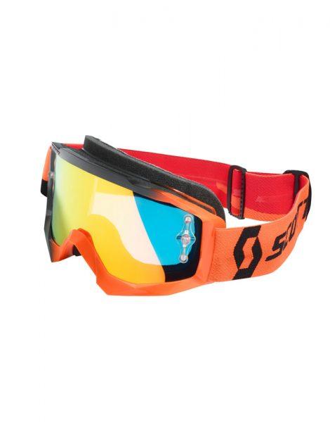 Hustle MX Goggles bianco | Giglioli Motori