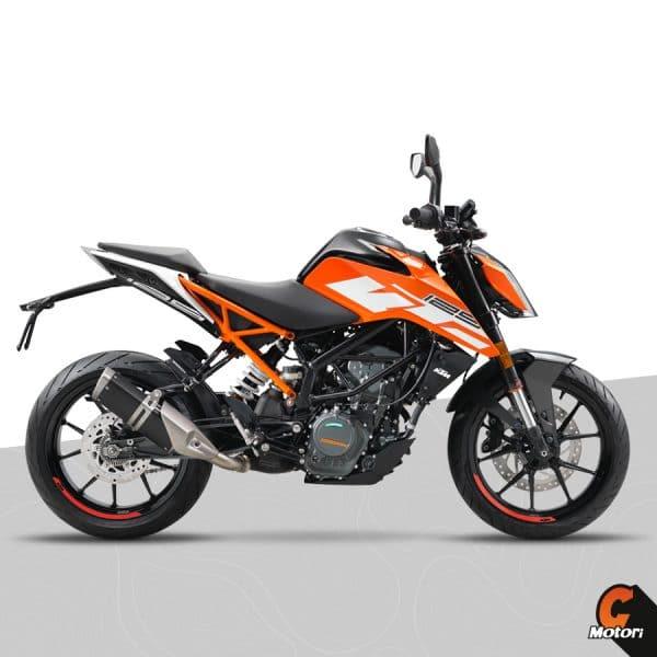125 duke 2020 orange