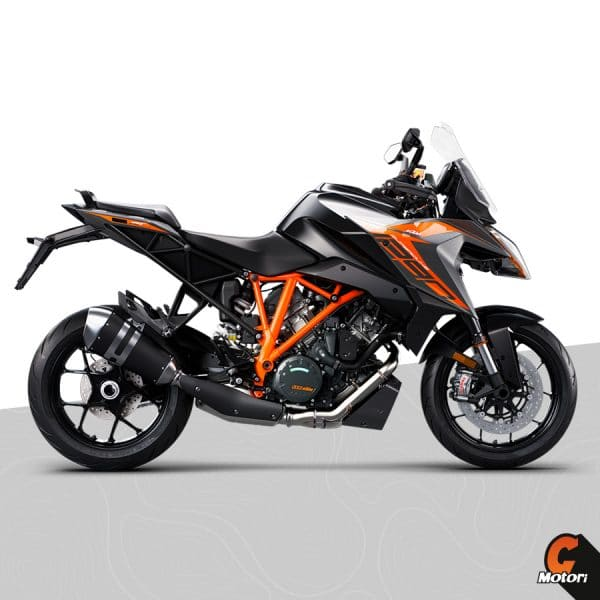 1290 SUPER DUKE GT 2020 BLACK