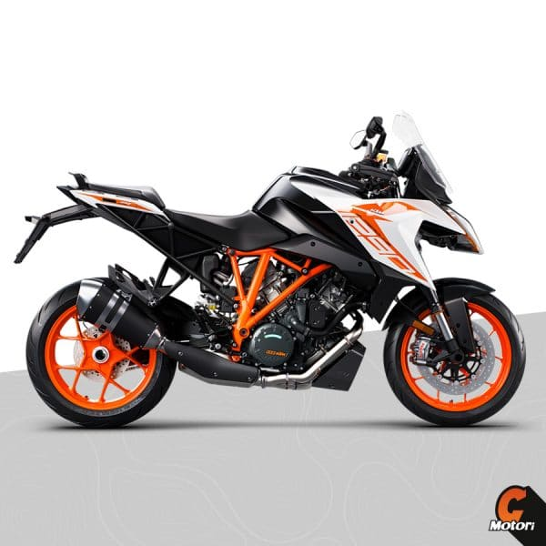 1290 Super Duke GT WHITE