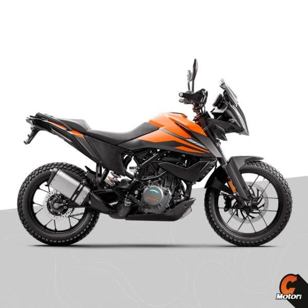 390 adventure 2020 orange