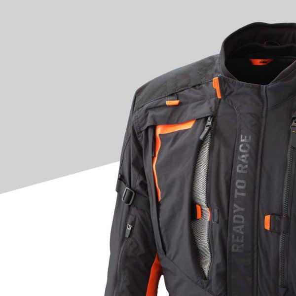 3PW21000610X TERRA ADVENTURE JACKET  Detail Fast Ventilation4 mod