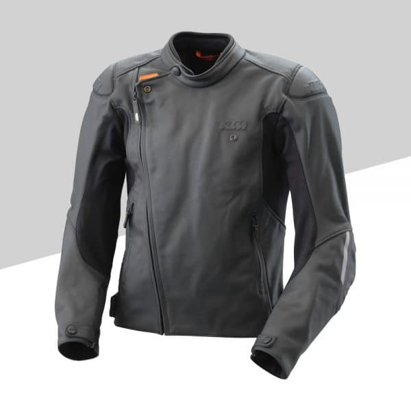 3PW21002520X Empirical Leather Jacket FRONT mod