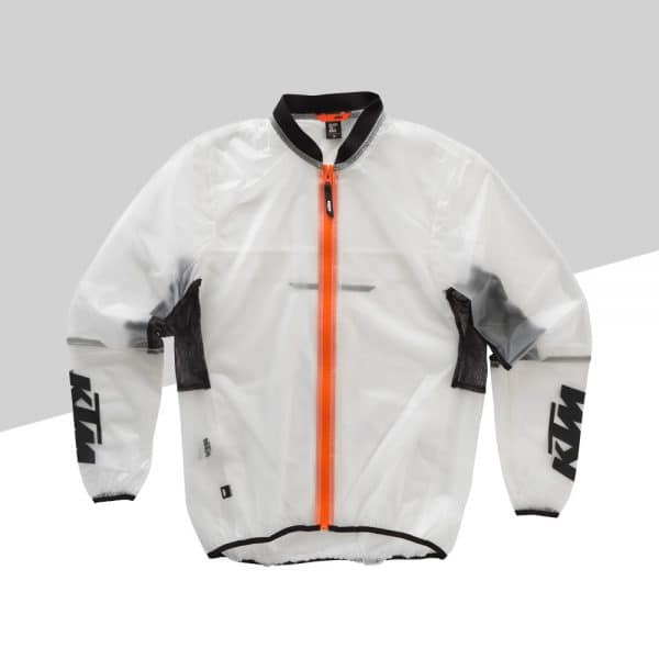 3PW21003120X RAIN JACKET TRANSPARENT FRONT mod